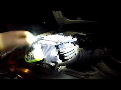 How to Clean or Replace Mass Airflow Sensor Chevy Silverado, Tahoe suburban. gmc sierra yukon denali