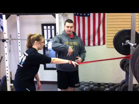 Fix your lift: Wrists for Powercleans