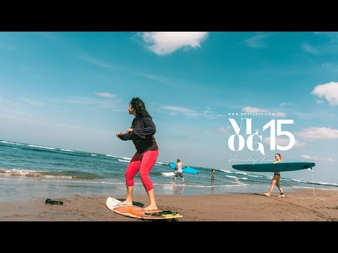 SURFING IN BALI | Vlog #15