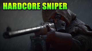 Hardcore Sniping Is OP - Camo SMLE | Sniper Sunday Battlefield 1