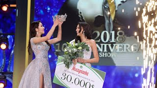 Miss Supranational 2018 - Top 5 And Crowning