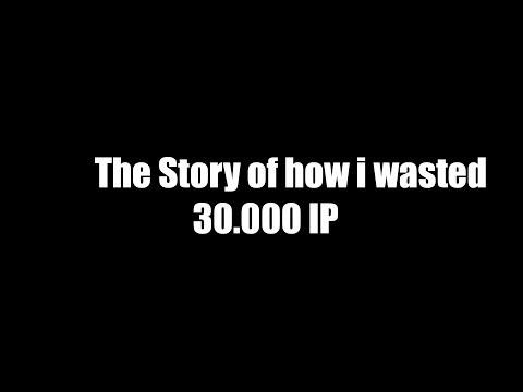 Wasting 30K IP is Fun