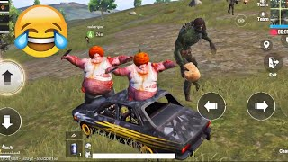 Funniest Trolling Of Zombie BOSS 😂😜 | PUBG MOBILE FUNNY MOMENTS