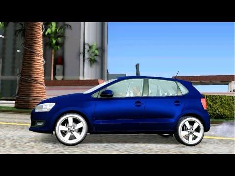 GTA San Andreas - VW Polo 6R 1 4 EnRoMovies