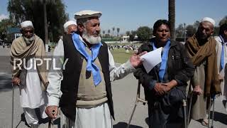Download Afghanistan: Afghan peace activists call on Taliban and gov. to 'stop conflict' Video