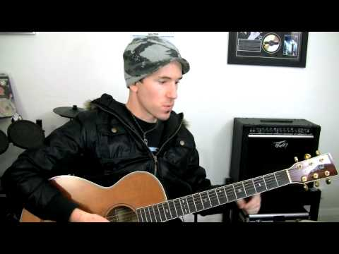'Cats In The Cradle' Chord Embelishments Guitar Lesson - Acoustic Tricks & Tips