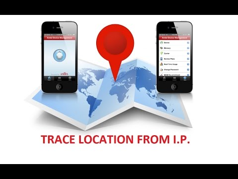 [Trick] Trace someone's location from Email / Gmail | $$007