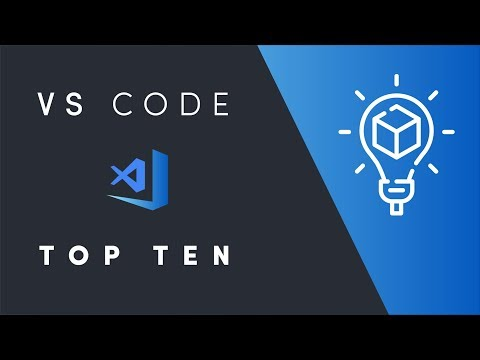 VS Code Top-Ten Pro Tips