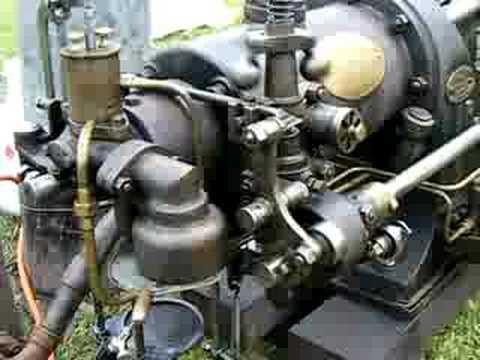 Cundall Oil Engine