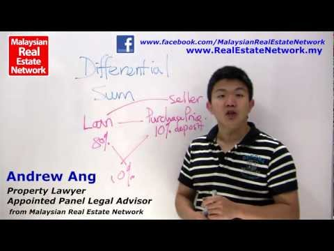 Property Investment Malaysia Legal Tips No 29 - Differential Sum