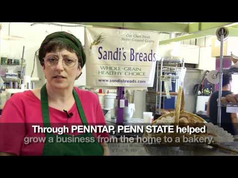 A recipe for success includes Penn State help