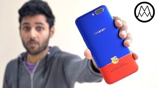 OPPO R11 Special Edition Unboxing.