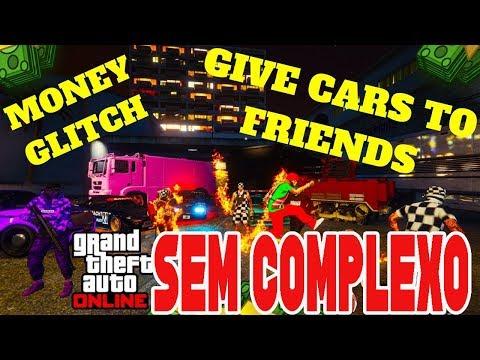 GTA V ONLINE  - CARRO GRATIS DO AMIGO SEM COMPLEXO XBOXONE PC PS4
