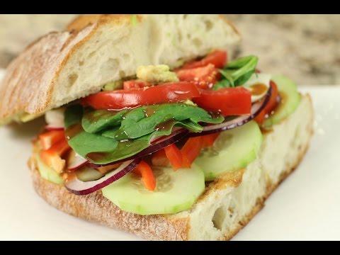 The Best Cucumber Sandwich!  by Rockin Robin