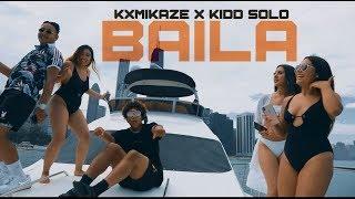 Baila - Kxmikaze & KiddSolo (Official Video) Shot By: OgunPleas Films