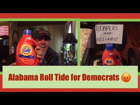 SEC, Alabama Roll Tide for Democrats Write-In Votes for Nick Saban (LSU Fan)