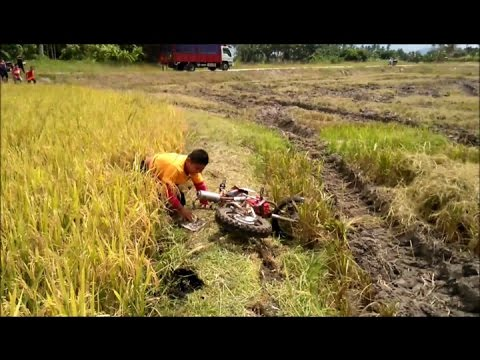 LUCU Motocross Jatuh Bataih Bendang Pmtg Bogak Ahad 220117