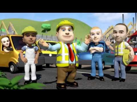 Blender Television Commercial