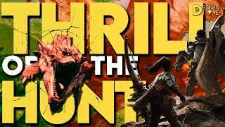 Understanding the Thrill of Monster Hunter   Design Dive