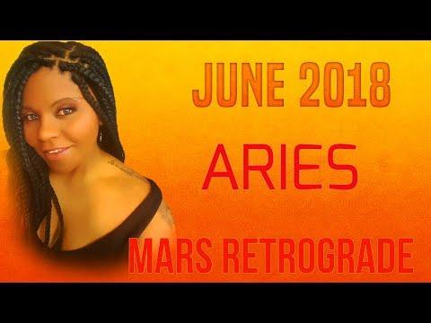 ARIES HOROSCOPE JUNE 2018