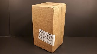 2014 Greek Individual Combat Ration 24 Hour MRE Review Meal Ready to Eat Taste Test