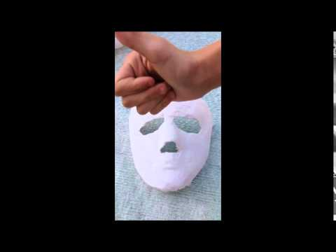 El Día De Los Muertos Mask