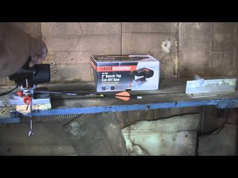 How To: Build an arrow saw