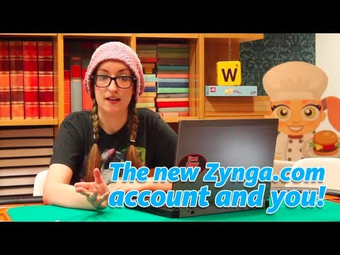 Learn about Zynga.com - Your Account