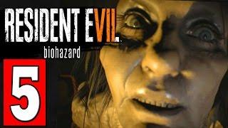 Biohazard Resident Evil 7 Gameplay Walkthrough - Old House