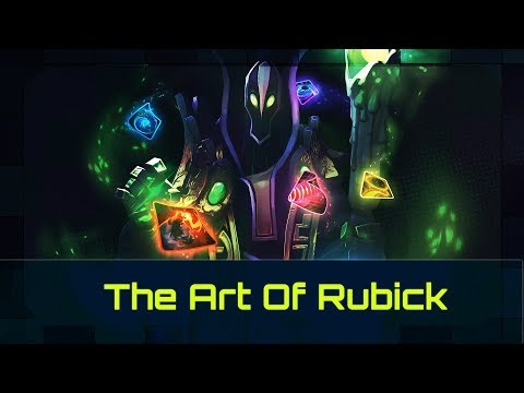 The Art of Rubick - Meric Plays Rubick [ Muted Mic ]