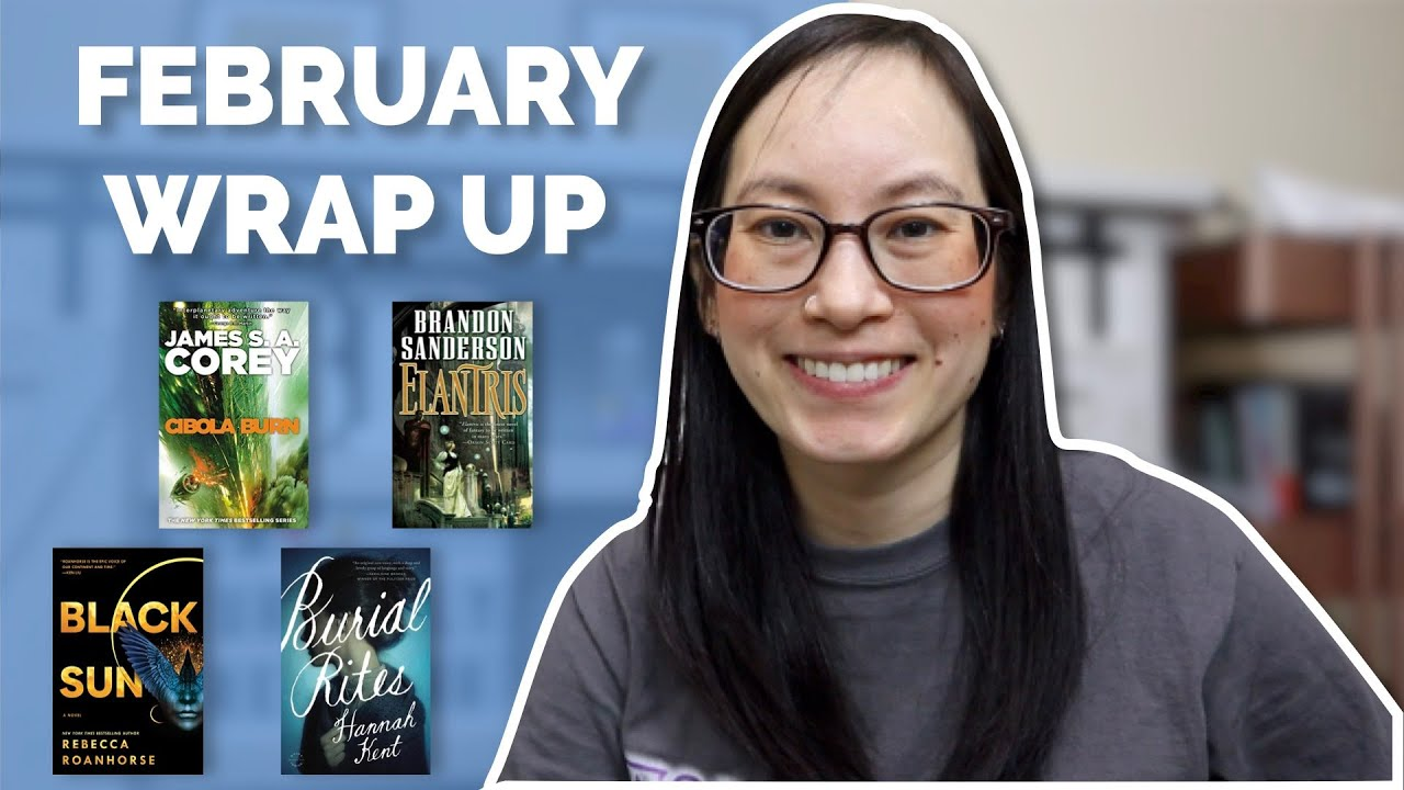 February 2021 Reading Wrap Up
