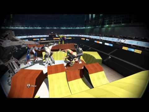 Skate 3 Flip Montage V2