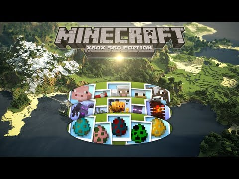 Minecraft Xbox 360 Edition: