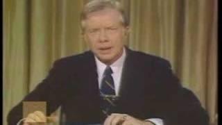 President Jimmy Carter - Speech on Afghanistan