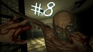 "NEW Outlast Gameplay Walkthrough Part 8 of the Story for PC and PS4. This Outlast Gameplay Walkthrough will also include a Review, Reactions, Scary Moments and the Ending.  Subscribe: http://www.youtube.com/subscription_center?add_user=theradbrad Twitter: http://twitter.com//thaRadBrad Facebook: http://www.facebook.com/theRadBrad  Outlast is a psychological horror video game developed and published by Red Barrels for Playstation 4 and PC. In the remote mountains of Colorado, horrors wait inside Mount Massive Asylum. A long-abandoned home for the mentally ill, recently re-opened by the ""research and charity"" branch of the transnational Murkoff Corporation, has been operating in strict secrecy... until now. Acting on a tip from an inside source, independent journalist Miles Upshur breaks into the facility, and what he discovers walks a terrifying line between science and religion, nature and something else entirely. Once inside, his only hope of escape lies with the terrible truth at the heart of Mount Massive."
