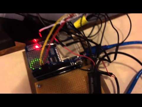 Arduino driven mushroom grow box