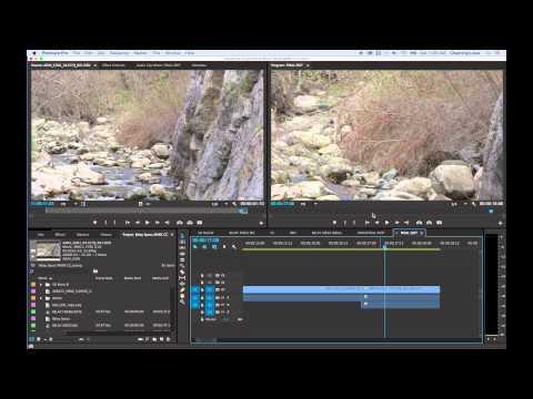 Tutorial Adobe Premiere Pro CC - Episode 27 -  Changing Timeline Resolution & Frame Rate