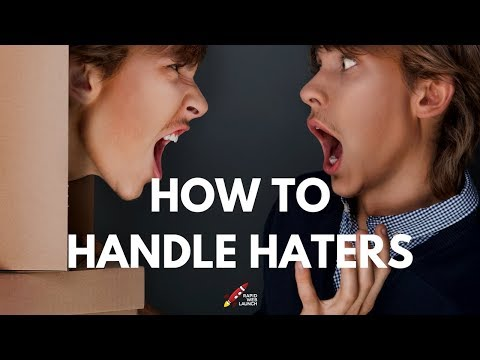 Dealing With Haters Online | 6 Ways to Handle Negative Criticism