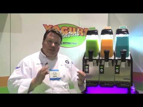 Vollrath 3 Gallon Slush Machine   Commercial Frozen Beverage / Granita Machine