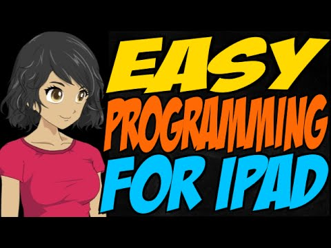 Easy Programming for iPad