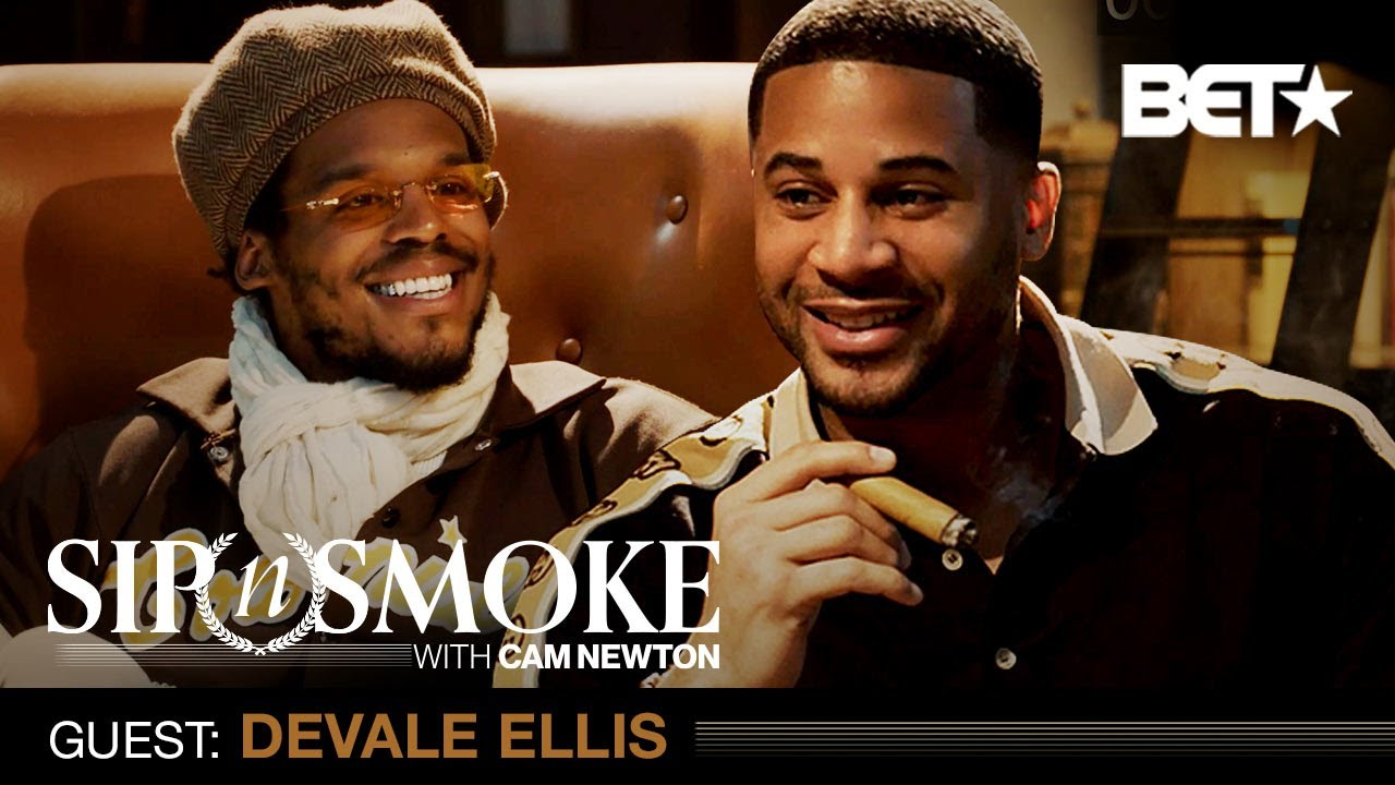 Devale Ellis On Advice From Tyler Perry, Maintaining A Marriage & More | Sip 'N Smoke W/ Cam Newtown