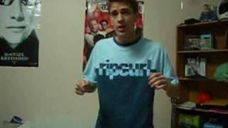 American Idol - Simon Cowell Impression