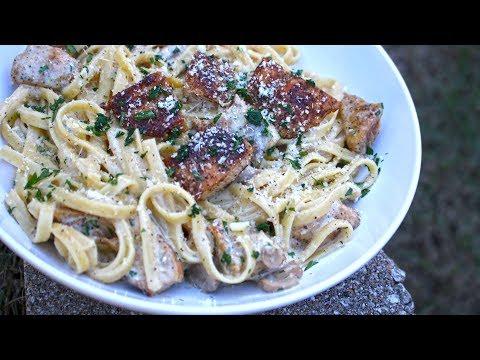 Fettuccine Alfredo Recipe | How to make Fettuccine Alfredo