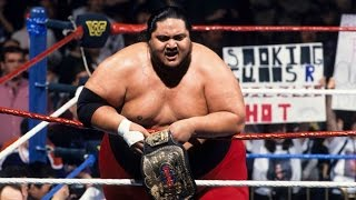 10 Heaviest Wrestlers Ever (And What They Actually Weighed)