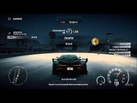 Need for Speed Rivals  - comment gagner facilement des Speedpoints et gagner de l'argent