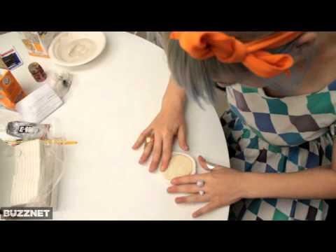 Charlavail & Buzznet - How to Make a Sugar Skull