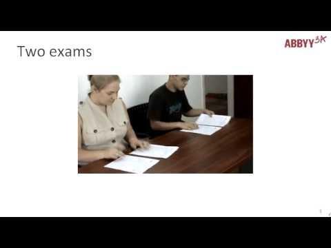 ABBYY FlexiCapture for Education