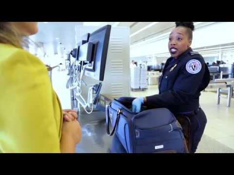 AskTSA: Preparing Carry-on Bags for Security Screening