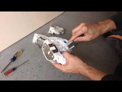 2008,2009,2010,2011,2012 8th gen Honda Accord Door Lock Actuator repair replacement
