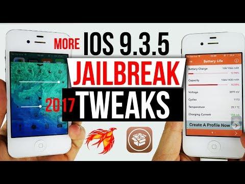 NEW Top 9 TWEAKS PhoenixPWN Jailbreak Compatible 2017 iPhone 4s, iPhone 5, iPad 2 & iPod 5
